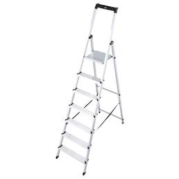 KRAUSE Stufen-Stehleiter »MONTO«, Anzahl Sprossen 7