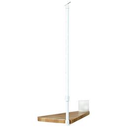 DOLLE Stufenelement »Oslo«, Buche, Weiß, bis 276 cm Raumhöhe
