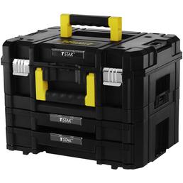 STANLEY Systembox, Kunststoff, unbestückt (leer)