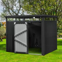 systemhaus b x t x h 204 cm x 245 cm x 222 cm. Black Bedroom Furniture Sets. Home Design Ideas