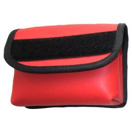 Tasche für Hundegeschirr »Modern Art«, Größe: 13  cm, Cordura, rot