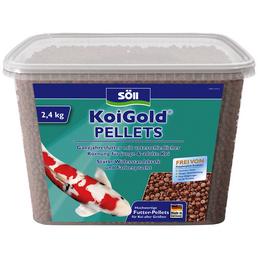 SÖLL Teichfischfutter »KoiGold«, 7 l, 2380 g