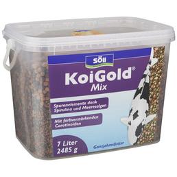 SÖLL Teichfischfutter »KoiGold«, 7 l, 2400 g