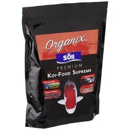 SÖLL Teichfischfutter »Organix Koi-Food Supreme«, 1,35 kg à 1350 g