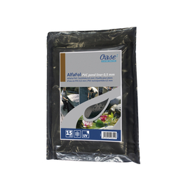 OASE Teichfolie, BxL: 500 x 600 cm, Polyvinylchlorid (PVC)