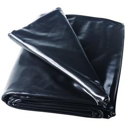 HEISSNER Teichfolie, BxL: 8 x 6 m, Stärke: 0,5 mm, schwarz