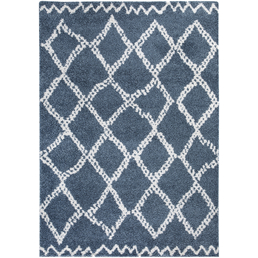 WOHNIDEE Teppich »Mia«, BxL: 120 x 170 cm, blau