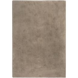 ANDIAMO Teppich »Novara«, BxL: 60 x 120 cm, taupe
