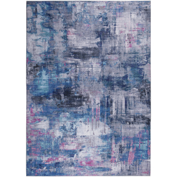 LUXORLIVING Teppich »Prima«, BxL: 120 x 170 cm, grau