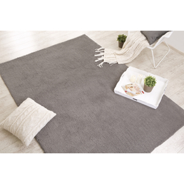 LUXORLIVING Teppich »San Remo«, BxL: 140 x 200 cm, taupe