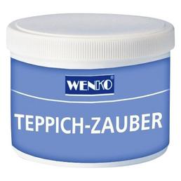 WENKO Teppichreiniger, BxL: 12 x 12 cm, blau