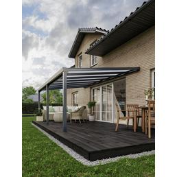 GARDENDREAMS Terrassendach »Easy Edition«, H (max) x B x T: 210  x 700 x 300 cm