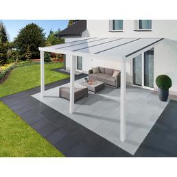 GARDENDREAMS Terrassendach »Easy Edition«, H (max) x B x T: 264  x 300 x 300 cm