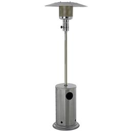 ACTIVA Terrassenstrahler »Brolly Power«, Edelstahl/Aluminium, Höhe: 228 cm, 12000 W