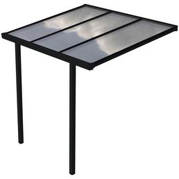 Terrassenüberdachung »Easy Edition«, Breite: 300 cm, Dach: Polycarbonat (PC), anthrazit