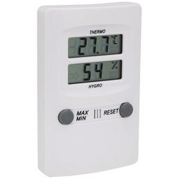 tfa® Thermo-Hygrometer digital Kunststoff 7 x 11 x 2 cm