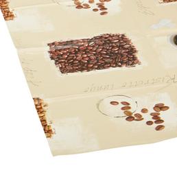 d-c-table® Tischdecke »Noblessa©«, BxL: 110 x 140 cm, Essen und Trinken/Schriftzug, bunt