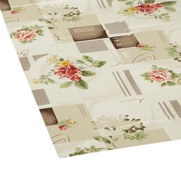 d-c-table® Tischdecke »Noblessa©«, BxL: 130 x 160 cm, Blumen, Vierecke, bunt