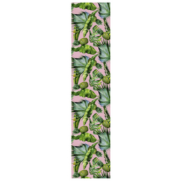mySPOTTI Tischläufer »Tischläufer Palmira«, BxL: 40 x 180 cm, rosa/grün