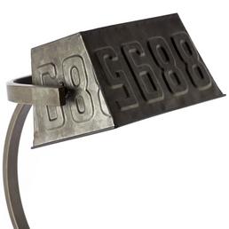 BRILLIANT Tischleuchte »DRAKE« mit 40 W, H: 38 cm, E27 ohne Leuchtmittel