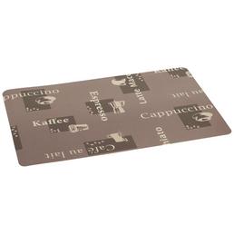 d-c-table® Tischset »Rio«, rechteckig, BxL: 29 x 44 cm, Polypropylen (PP), dunkelbraun