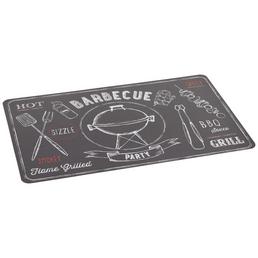 d-c-table® Tischset »Rio«, rechteckig, BxL: 29 x 44 cm, Polypropylen (PP), schiefergrau