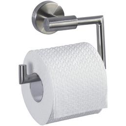 WENKO Toilettenpapierhalter »Bosio«, EdelStahl, silberfarben