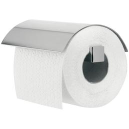 TIGER Toilettenpapierhalter »Items«, BxHxT: 17,1 x 5,2 x 13,2 cm, chromfarben
