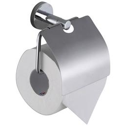 SCHÜTTE Toilettenpapierhalter »London«, EdelStahl, chromfarben