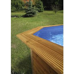 WEKA Toprail, Holz, geeignet für: Holzpools Nr. 1058191 und Nr. 1058192