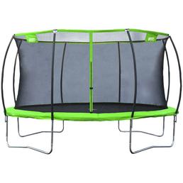 BEST SPORTING Trampolin »Superstar 426«, Ø 426 cm, max. Belastung: 150 kg, inkl. Sicherheitsnetz