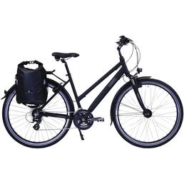 HAWK Trekkingrad »Premium Plus«, 28 Zoll, 24-Gang, Damen
