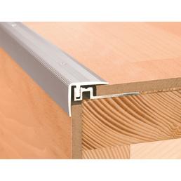 CARL PRINZ Treppenkantenprofil »PS 400«, edelstahlfarben, BxLxH: 30 x 1000 x 25 mm