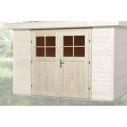 WEKA Tür für Gartenhäuser, Holz