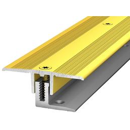 PRINZ Übergangsprofil »LPS 220«, goldfarben, BxLxH: 34 x 1000 x 12 mm