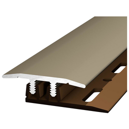 CARL PRINZ Übergangsprofil »PROFI-DESIGN«, silberfarben, BxLxH: 27 x 900 x 6 mm