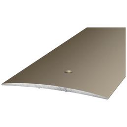CARL PRINZ Übergangsprofil, silberfarben, BxLxH: 80 x 1000 x 5 mm