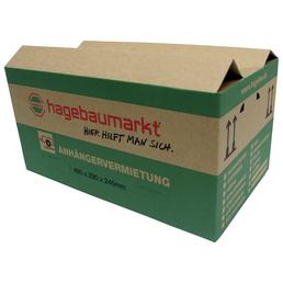 Umzugskarton, BxLxH: 29 x 49  x 24,5 cm, Karton