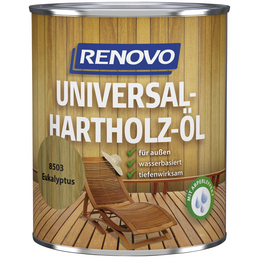 RENOVO Universal-Hartholzöl eukalyptus 0,75 l