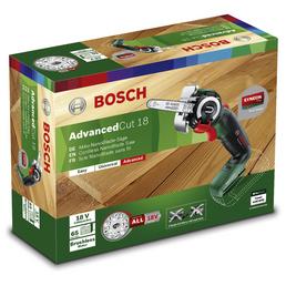 BOSCH HOME & GARDEN Universalsäge »Advanced Cut 18«, 18 V, Leerlaufhubzahl: 7000 U/min, ohne Akku