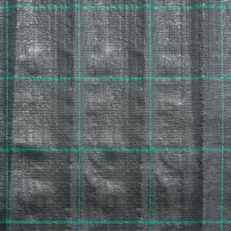 HEISSNER Unterbodengewebe, Kunststoff, schwarz, BxL: 2 x 100 m