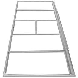 TEPRO Unterkonstruktion »Pent Roof«, Breite: 252  cm