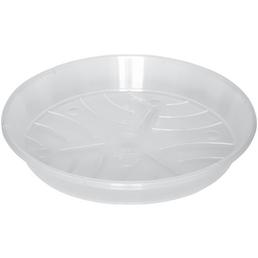 GELI Untersetzer, ØxH: 16 x 2,3 cm, transparent, Kunststoff