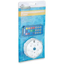 MR. GARDENER Unterwasser-Scheinwerfer LED