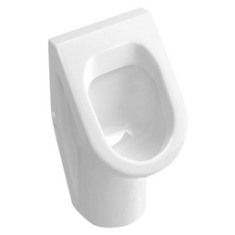 VILLEROY & BOCH Urinal, Architectura, Alpinweiß, Sanitärporzellan