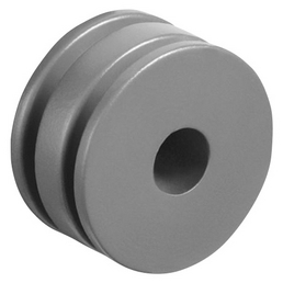 GARDENA Verbindungsclip, Höhe: 4,3 cm, grau, Kunststoff