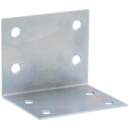 HETTICH Verbindungswinkel, Stahl verzinkt, 32 x 32 x 40 mm