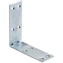 HETTICH Verbindungswinkel, Stahl verzinkt, 80 x 80 x 30 mm