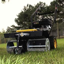 TEXAS Vertikutieraufsatz »Handy Sweep«, grau, 11,4 kg