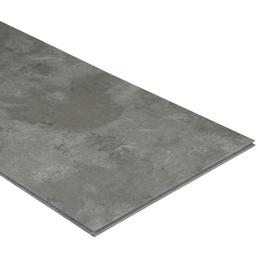 RENOVO Vinyl-Boden »RENOVO«, BxLxS: 304,8 x 610 x 5 mm, grau